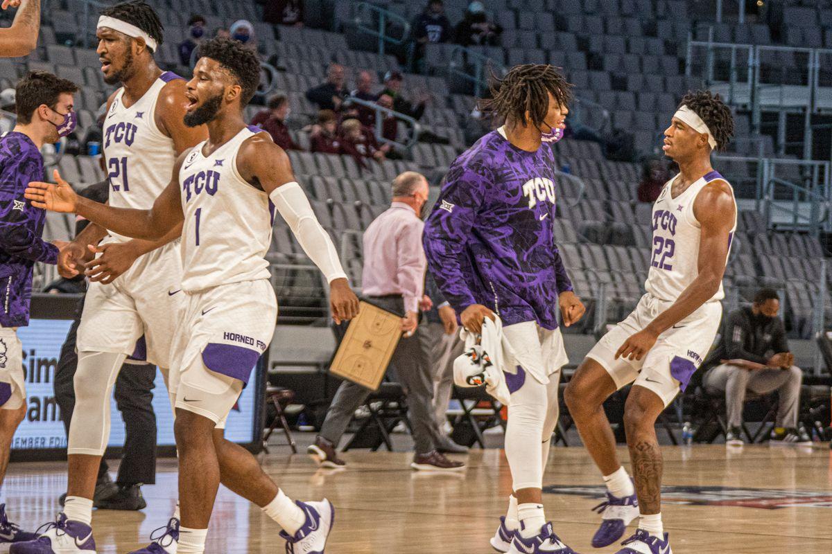 TCU Basketball vs Texas A&M | Dickies Arena | 12.12.20