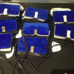 IIIbeca by Joy Gryson Mini Moma bag, $39