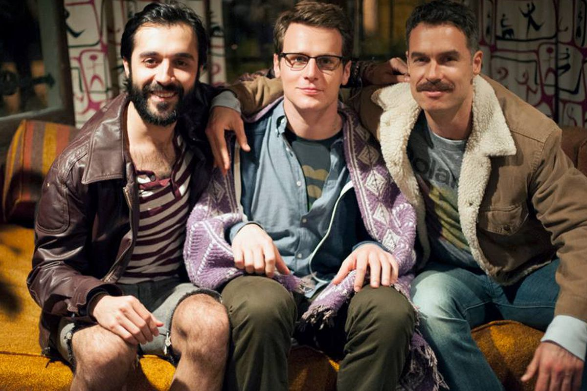 """Today's hipsters aren't too similar to the original; photo via <a href=""""http://www.hbo.com/looking#/"""">HBO</a>/Facebook"""