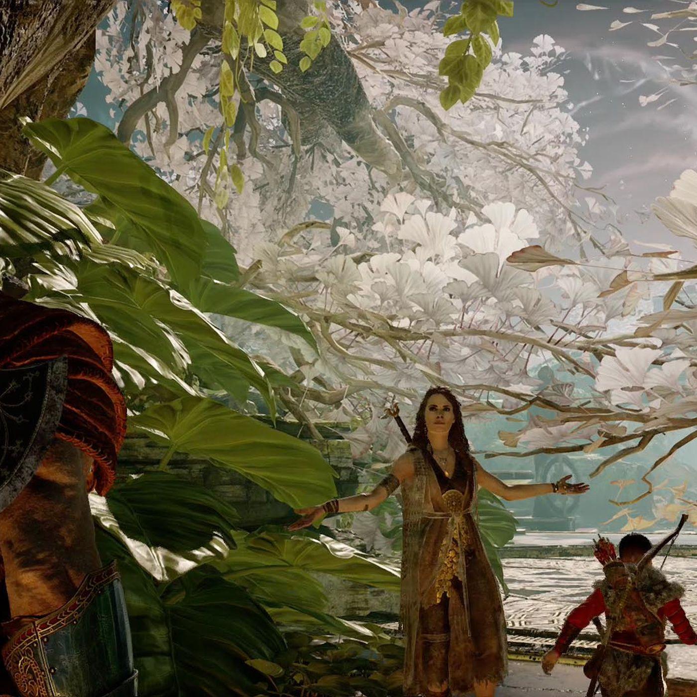 God of War guide: Alfheim walkthrough and collectibles - Polygon