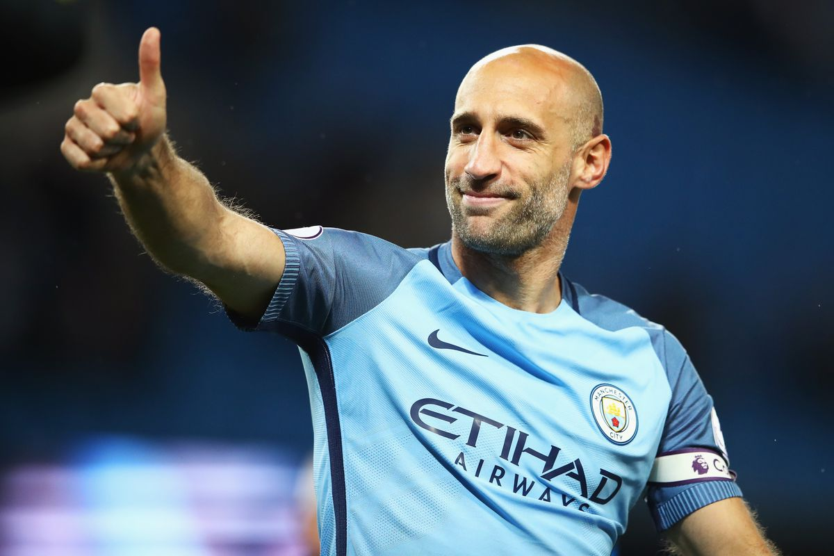 Pablo Zabaleta to Join West Ham United Brace The Hammer