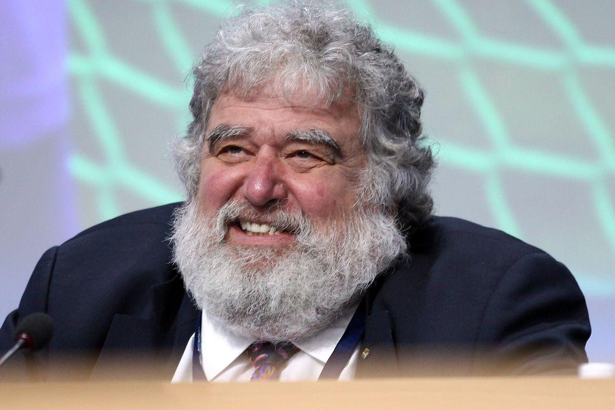 Chuck Blazer before the 61st FIFA Congress in Zurich, Switzerland, in 2011.