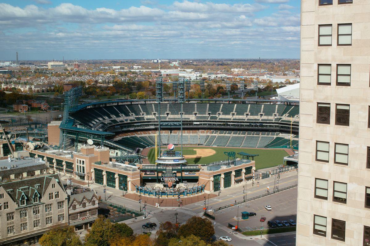 stadium (empty)