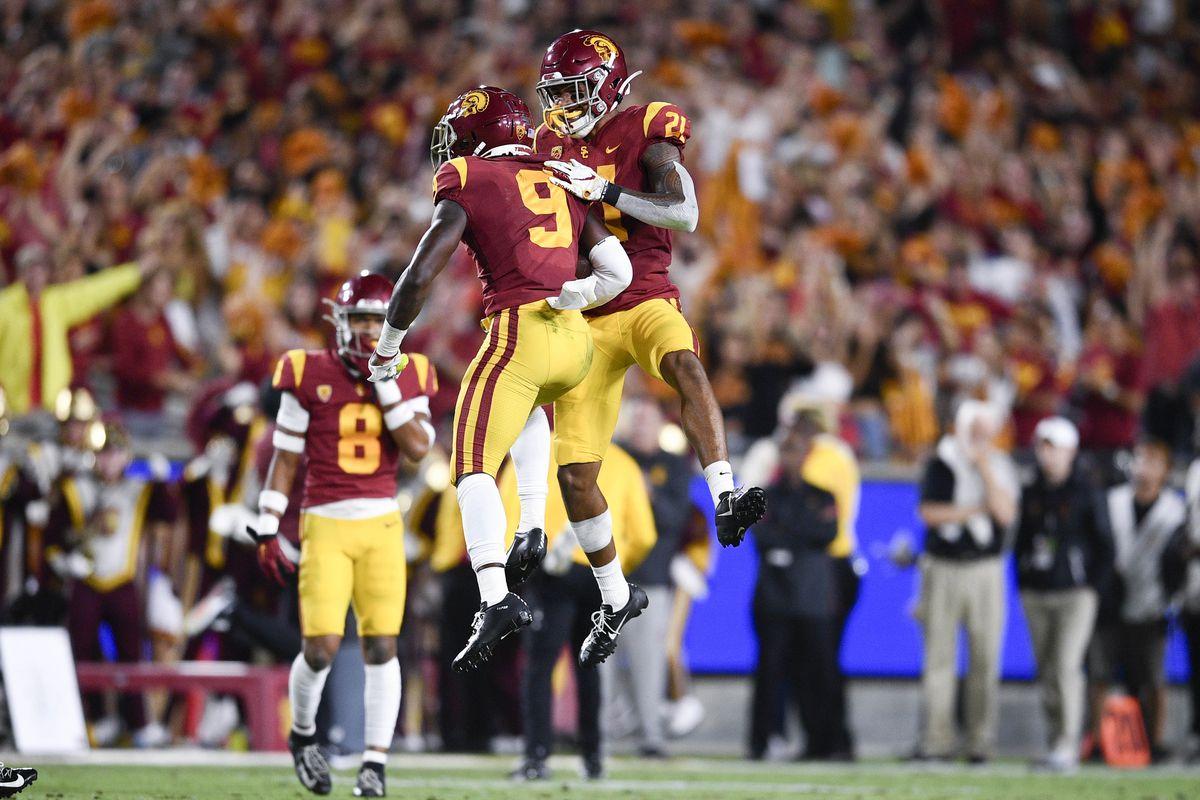 NCAA Football: Utah at Southern California