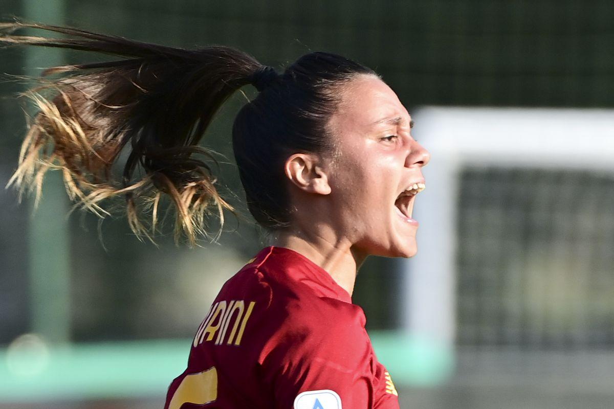 AS Roma V Napoli - Women Serie A