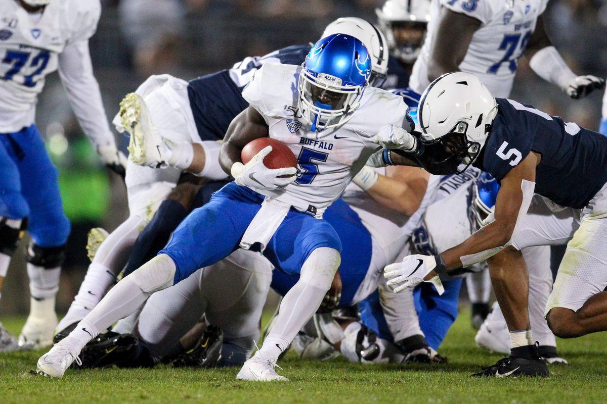 NCAA Football: Buffalo at Penn State