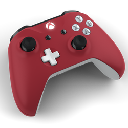 Wisconsin Badgers - Xbox One Controller