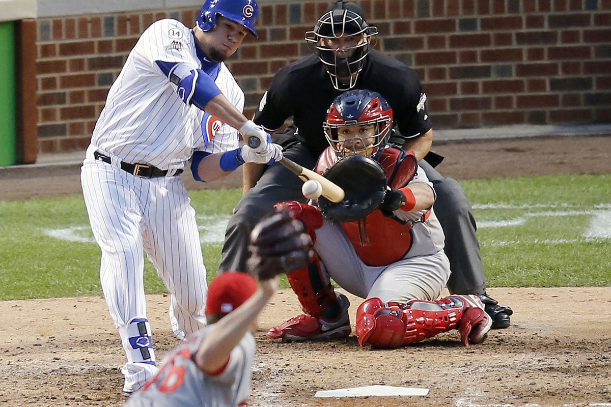 Let's hope that the Cubs haven't peaked too early - Chicago