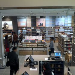MUJI from above!