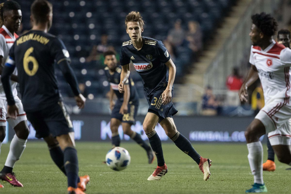 MLS: U.S. Open Cup-Philadelphia Union vs Richmond Kickers
