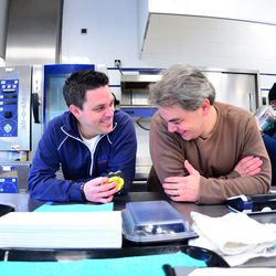 Gavin Kaysen and Gabriel Kreuther