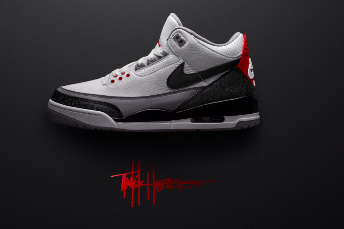 new product 327f5 1e4db The Nike Air Jordan III  Tinker  Nike.com Recode