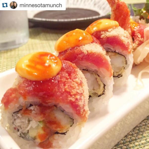 Photo courtesy EatDrinkDishMpls Instagram