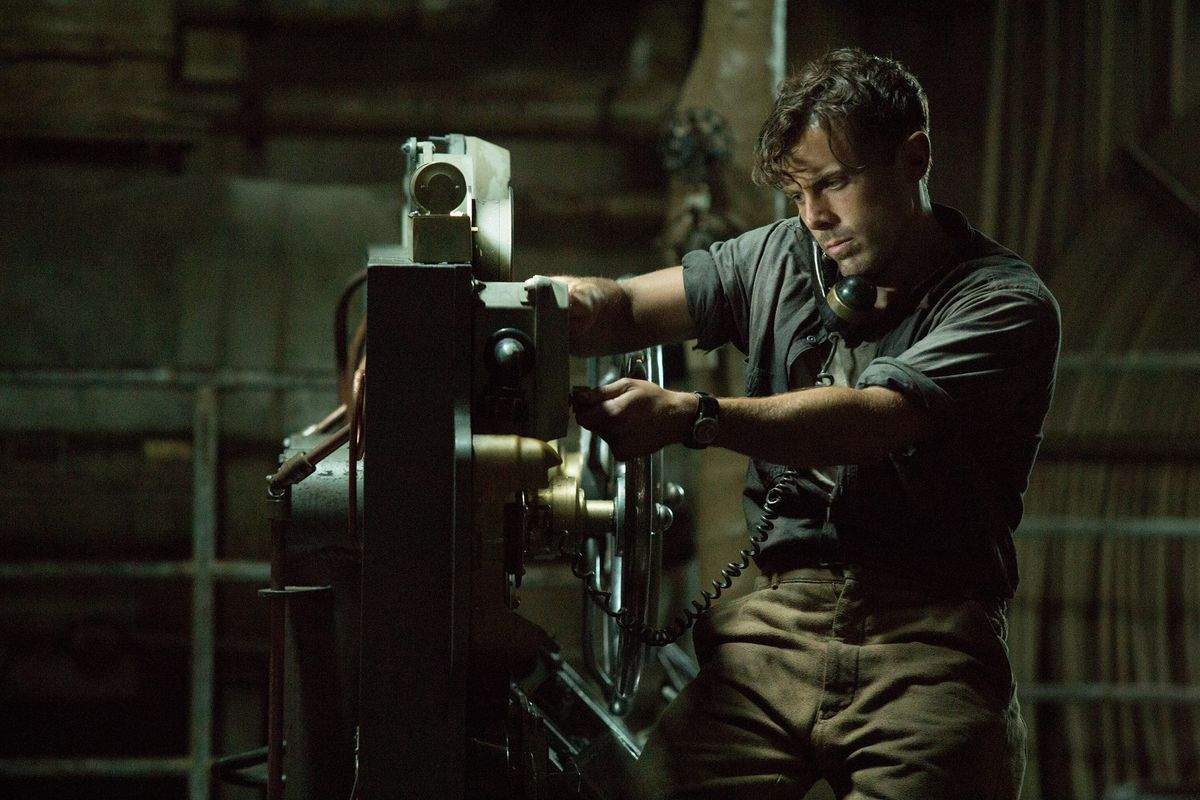 Casey Affleck in The Finest Hours.