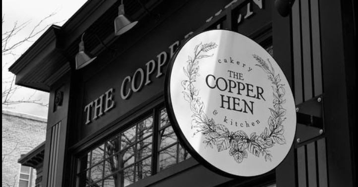 Copper Hen Owners Are Literally Raising The Roof On New