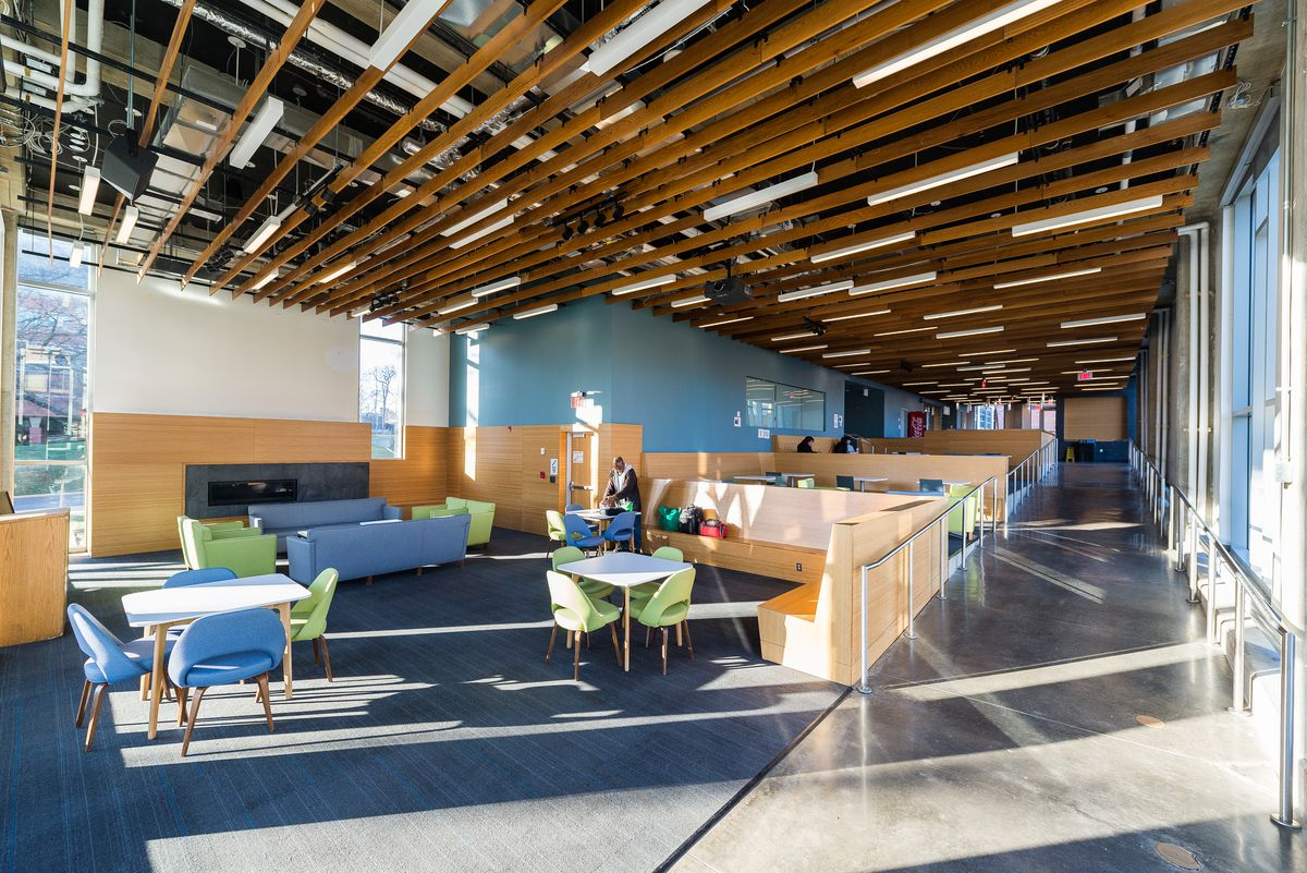 Radical Classroom Design ~ How gallaudet university s architects are redefining deaf