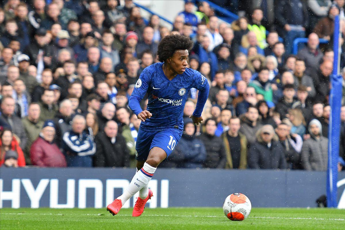 Chelsea v Everton - English Premier League