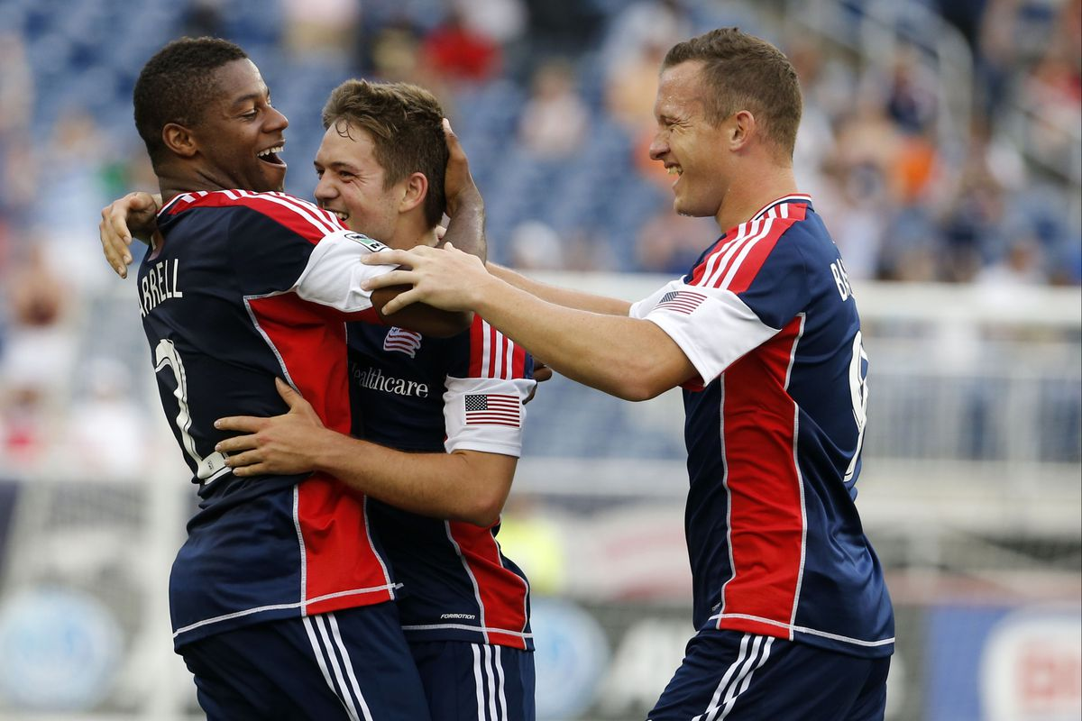 They look so happy; probably just found out that they're playing TFC this weekend.
