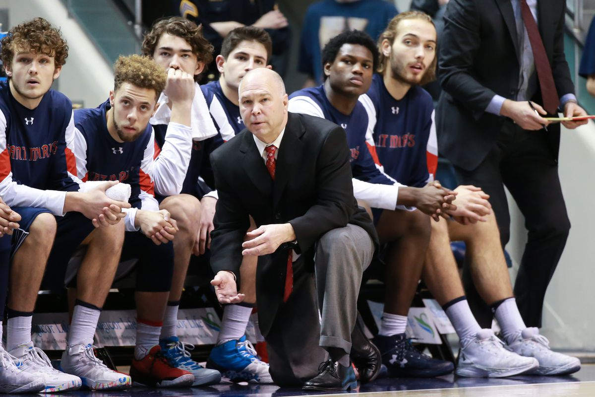 Gonzaga And Saint Mary S Start Year In Usa Today Coaches