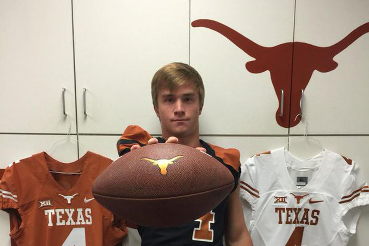 new products 29d5b 072a4 Longhorns commit Sam Ehlinger now 247Sports' highest-rated ...