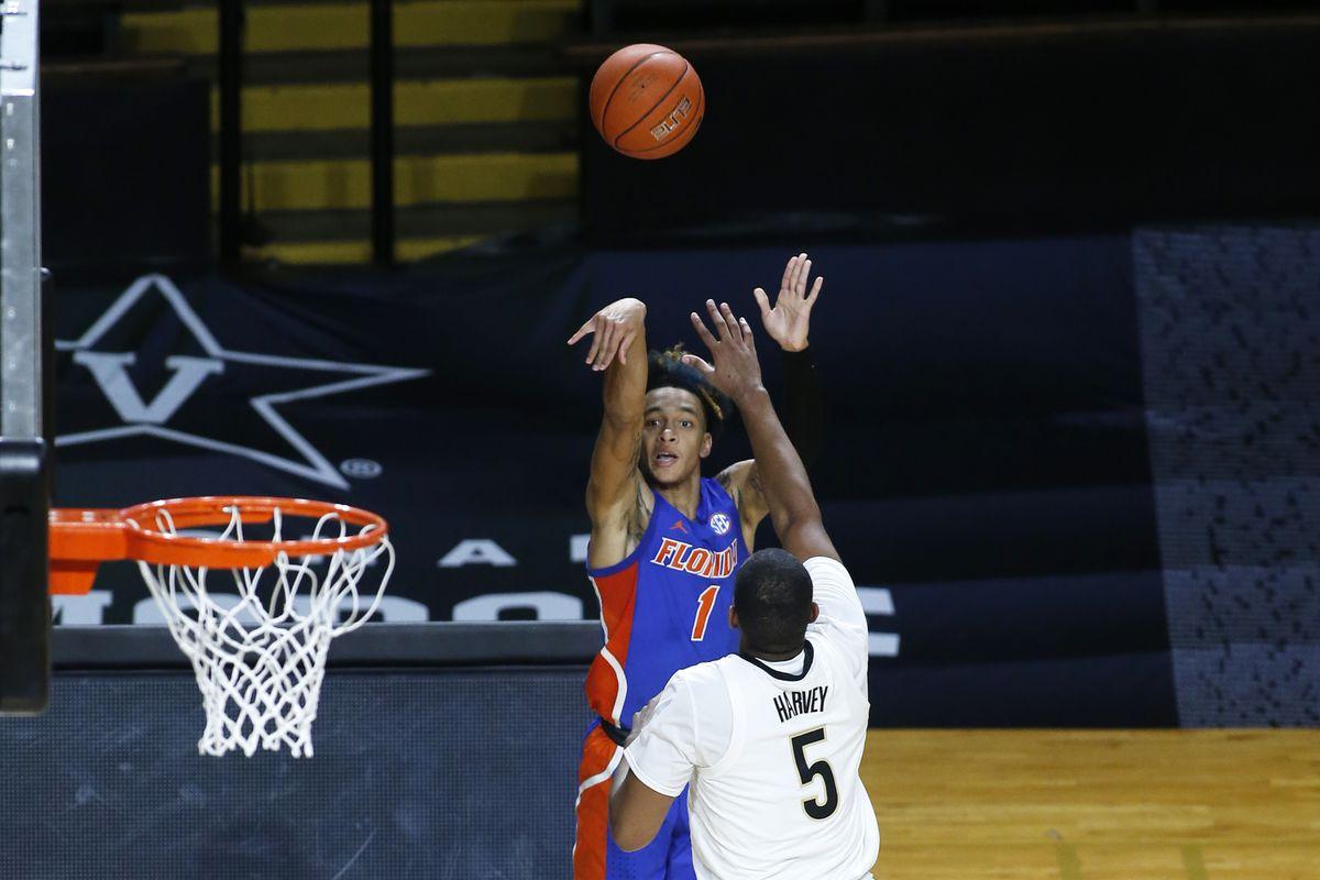 COLLEGE BASKETBALL: DEC 30 Florida at Vanderbilt