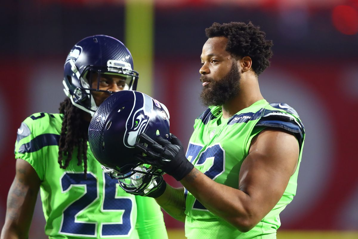 Michael Bennett facing arrest over alleged elderly abuse at Super Bowl LI