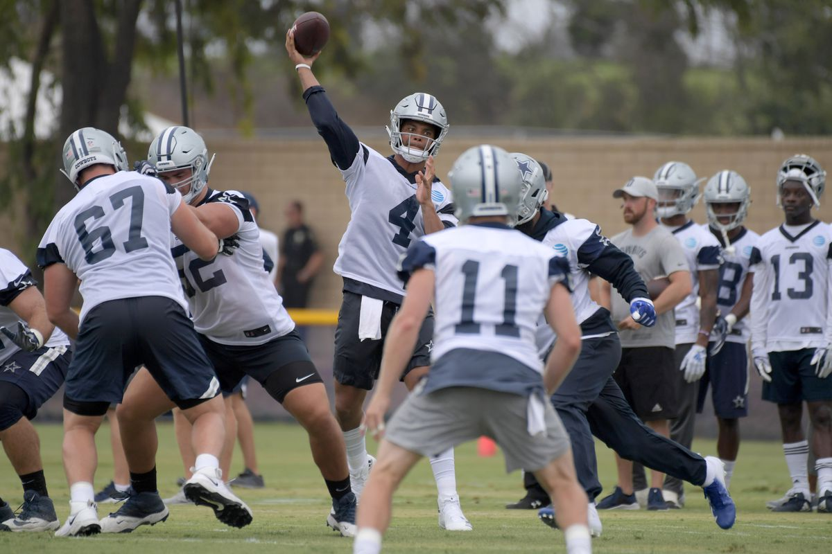 0e1c7bbab Dallas Cowboys news  Randy Gregory s back - sort of - Blogging The Boys