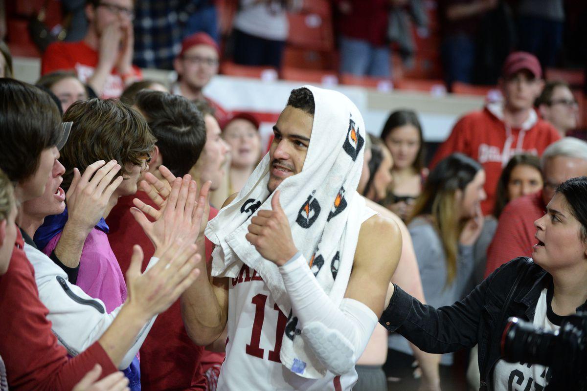 686a4127ba3a Oklahoma Basketball  Trae Young 2018 NBA Draft Profile - Crimson And ...