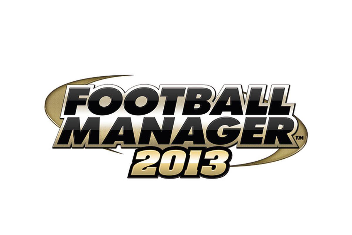 Football Manager 2013 logo