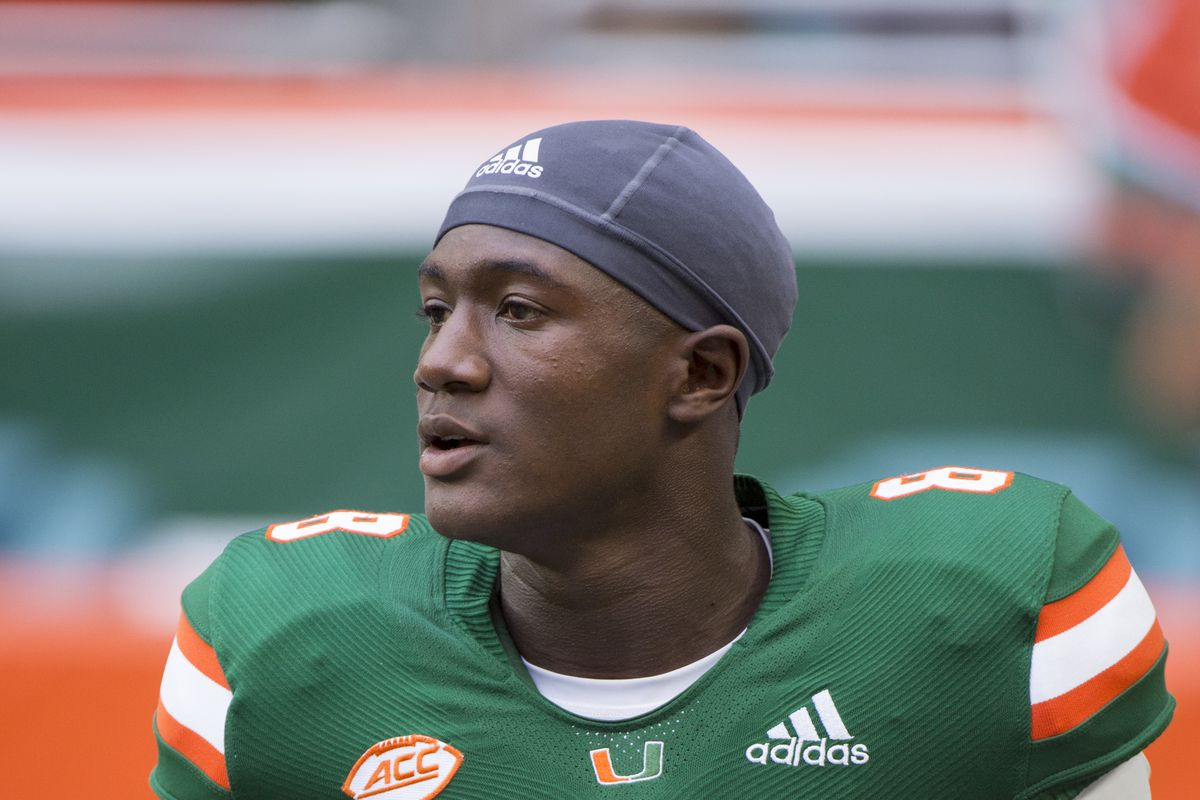 REPORT: Miami Hurricanes CB D.J. Ivey out for season opener