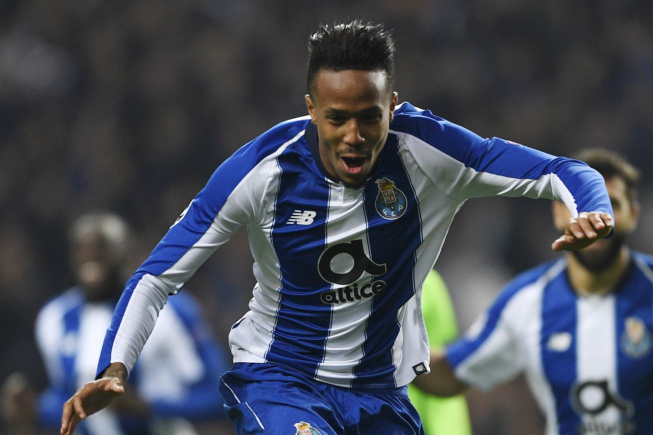 Real Madrid interested in Porto defender Militao -report