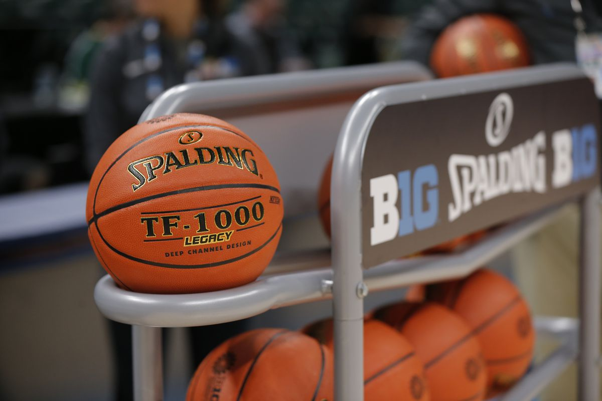 COLLEGE BASKETBALL: MAR 11 Big Ten Tournament - Michigan v Rutgers