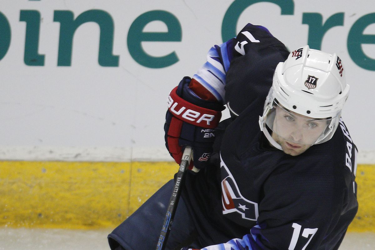 U S Advances To World Juniors Gold Medal Game With 2 1 Win Over