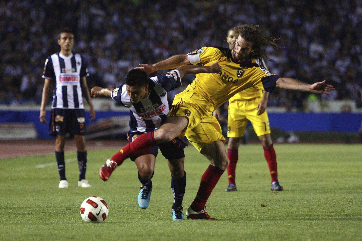 Monterrey v Real Salt Lake - Final Concacaf Champions League 2011