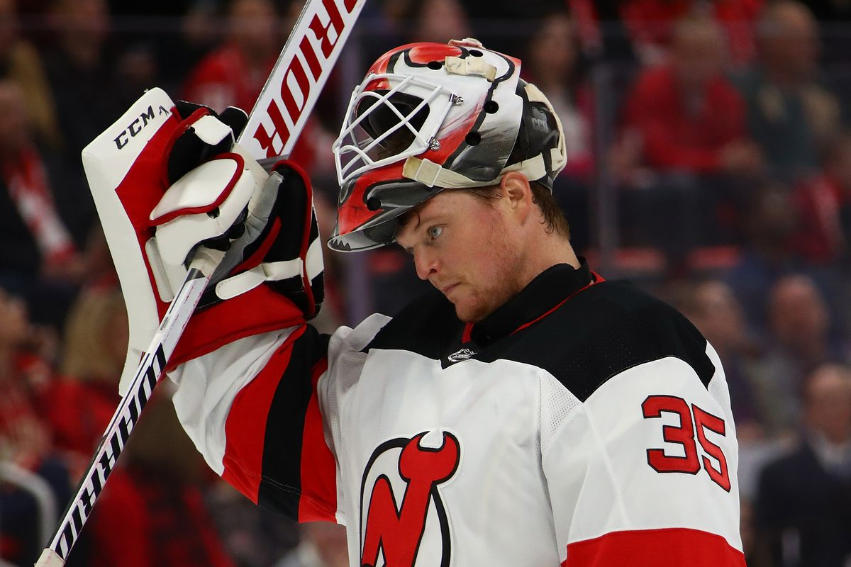 909d64212 The Devils Should Send Schneider Down to the AHL - All About The Jersey