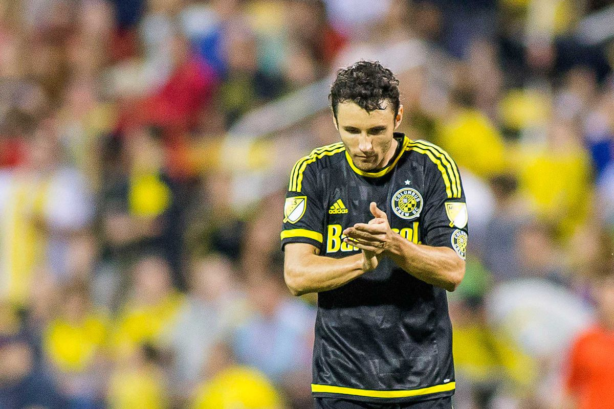 Michael Parkhurst will be back in the lineup as Columbus tries to turn things around against Montreal on Saturday.