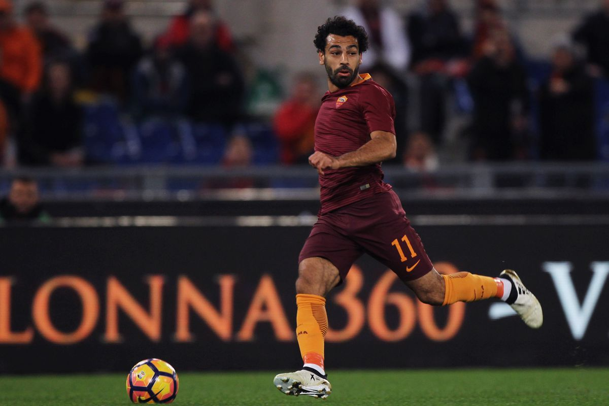 Liverpool close to agreeing £35m fee for Roma winger Mohamed Salah