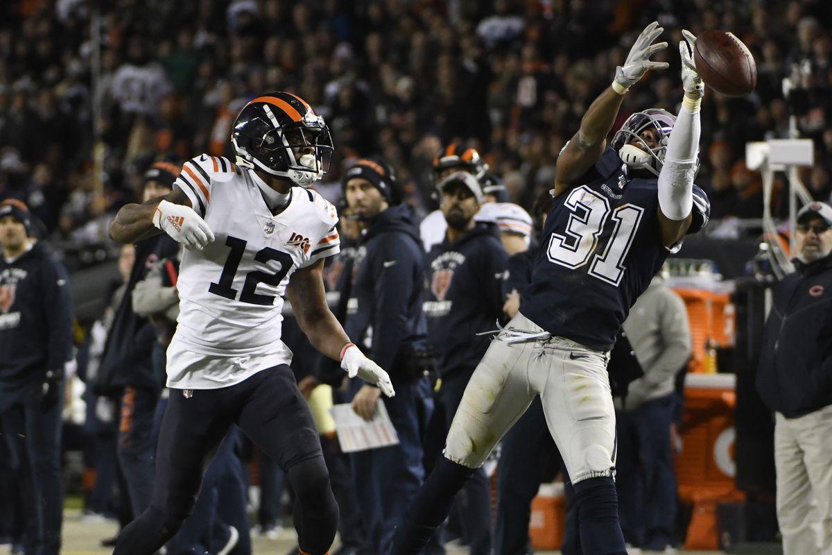 NFL: Dallas Cowboys at Chicago Bears