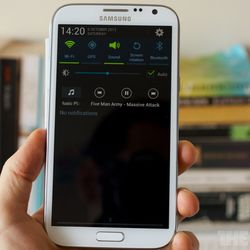 Samsung Galaxy Note II review - The Verge