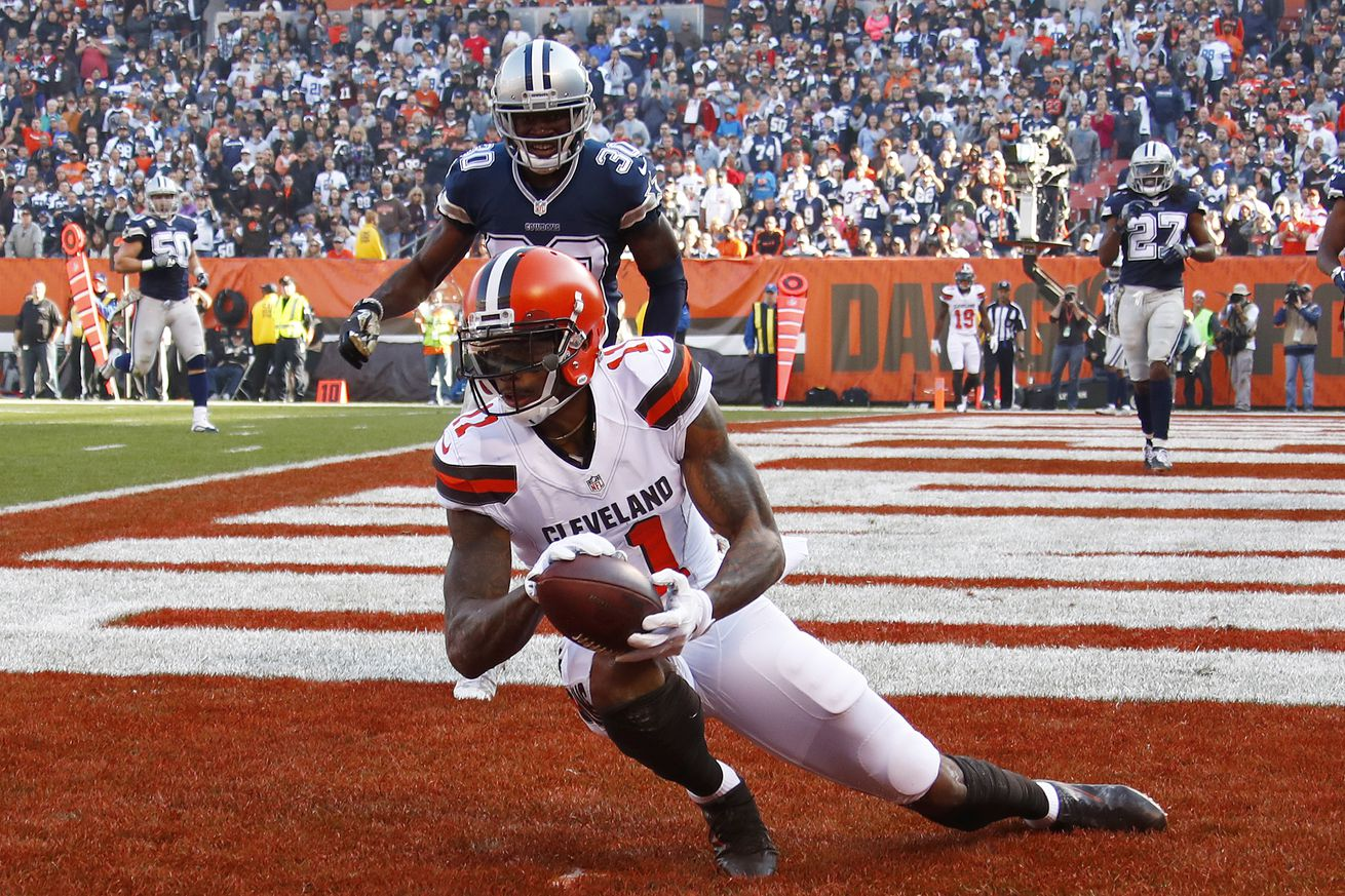 Terrelle Pryor: Most Exciting Player We Look Forward To Seeing in 2017?