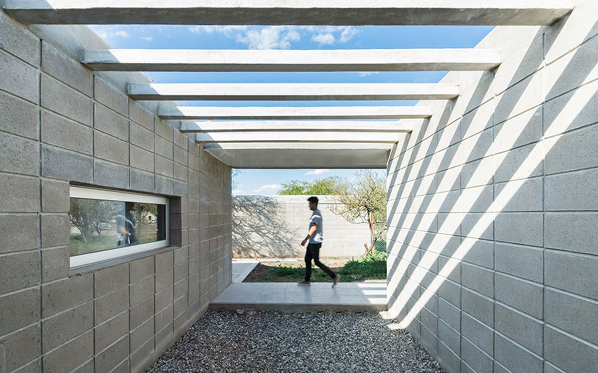 Concrete Homes Offer Modern Design On A Budget In