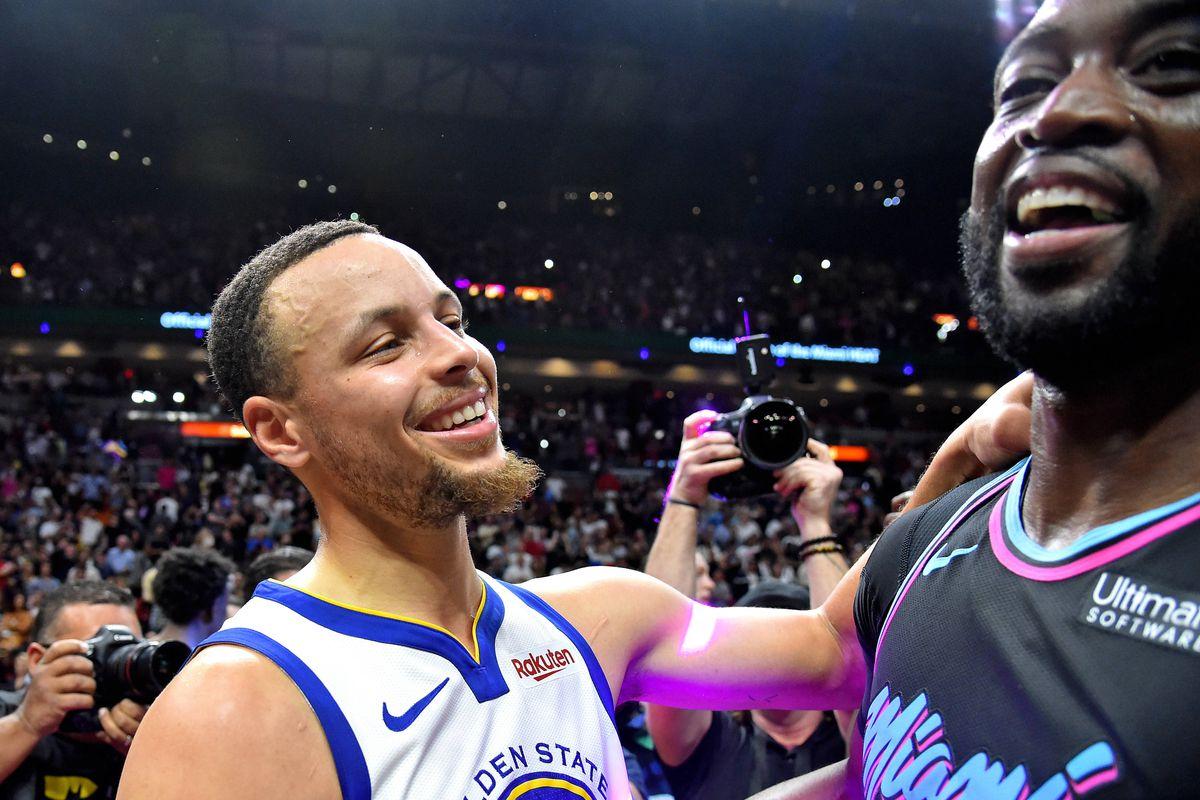Warriors vs  Heat: Players react to Dwyane Wade game-winner