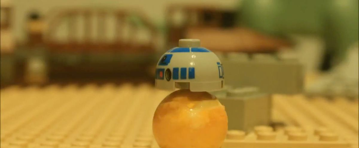 Droid ball lego