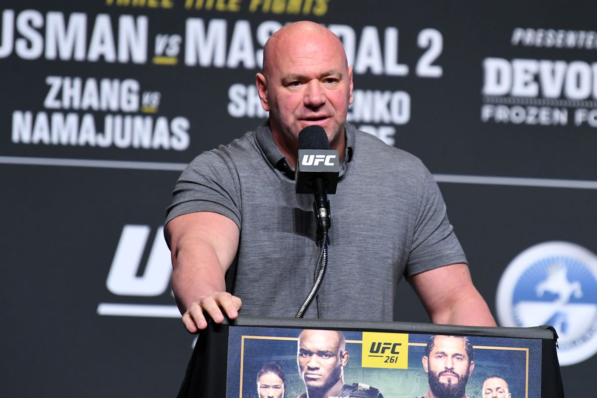 Dana White does not believe the supposed 1.5 million PPV buys garnered by Triller event headlined by Jake Paul and Ben Askren.