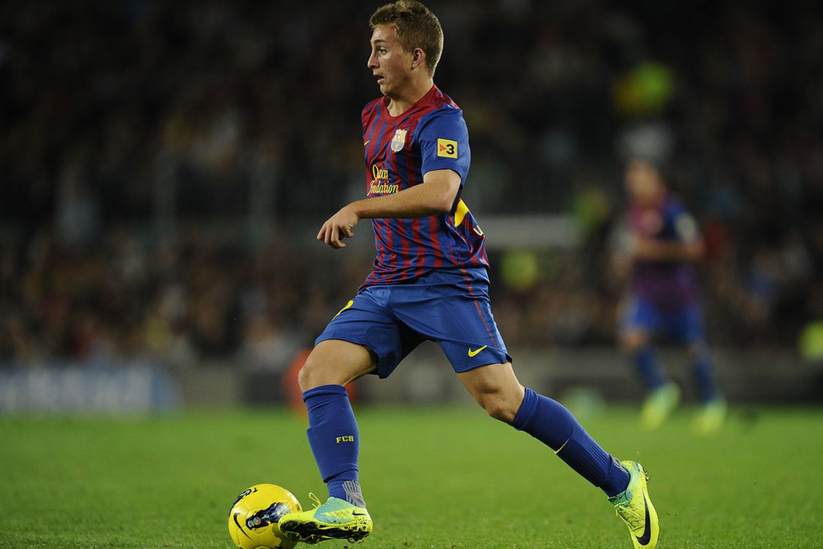 Will we get to see Deulofeu in the Cup match today?