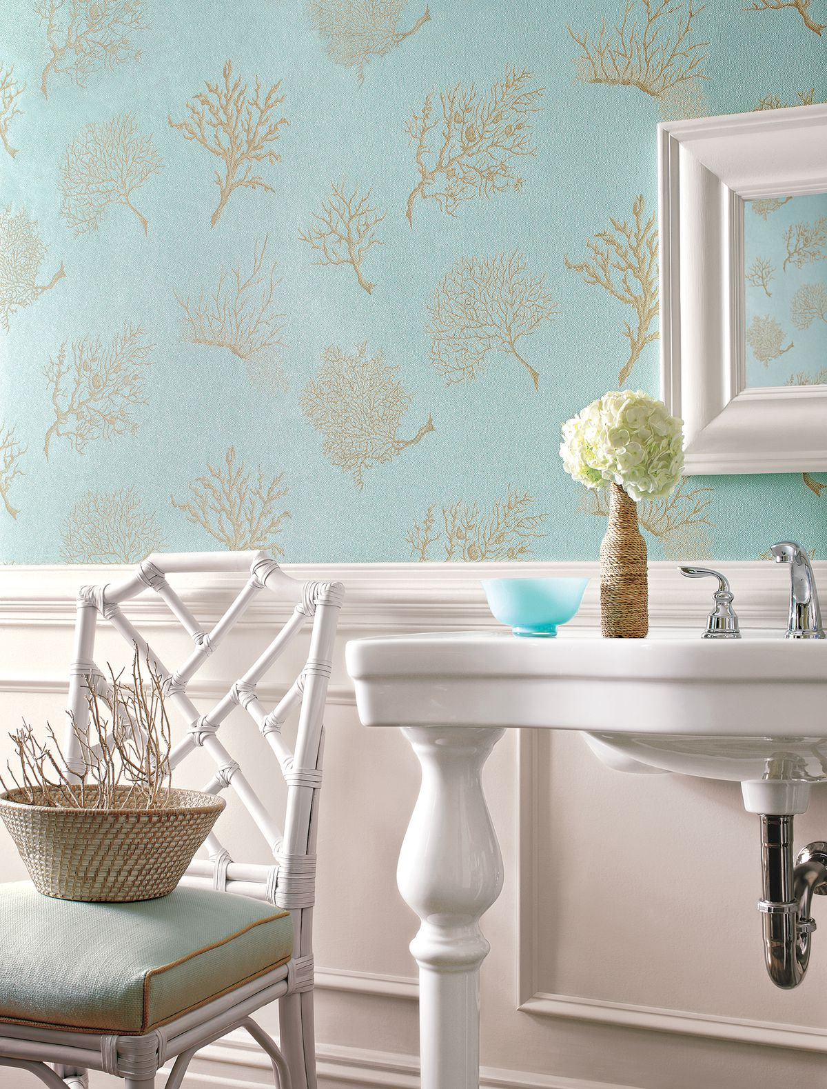 All About Wallpaper This Old House