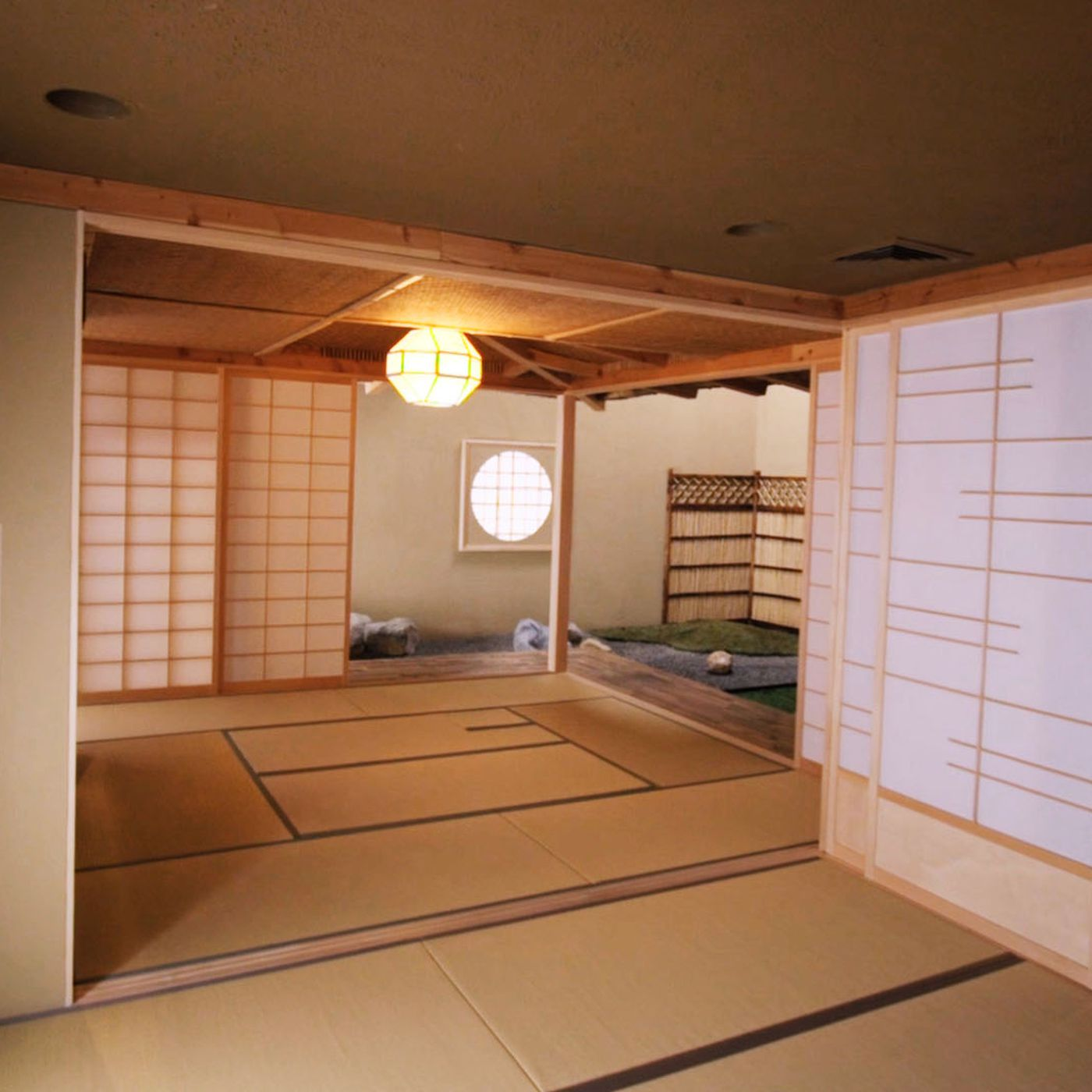 New Yorks Most Authentic Japanese Tea House Is Hidden In