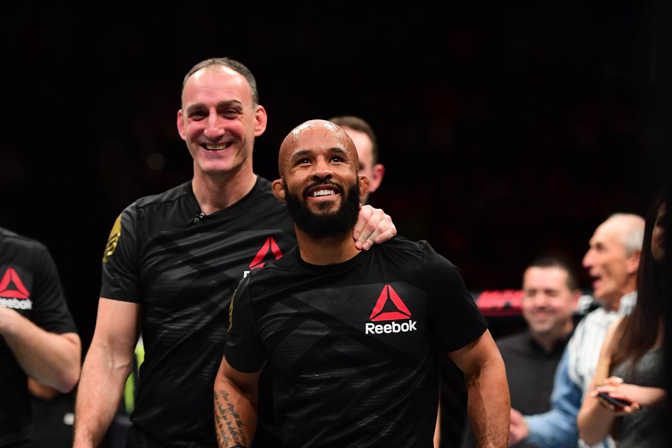 community news, Daniel Cormier: Demetrious Johnson should earn $1 million for TJ Dillashaw fight   'Pay him as the No. 1 fighter for once'