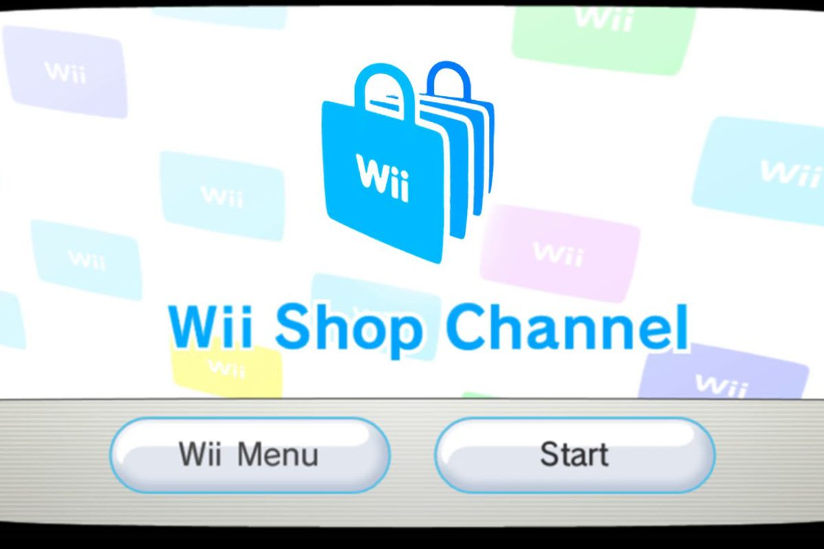Wii Shop channel shuts down today, Jan  30 - Polygon