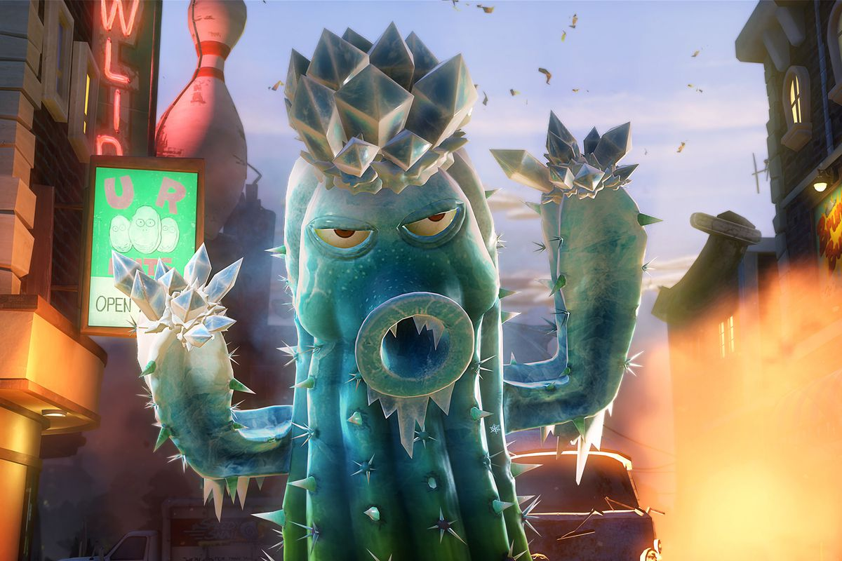Bringing local co-op play to Plants vs  Zombies: Garden Warfare